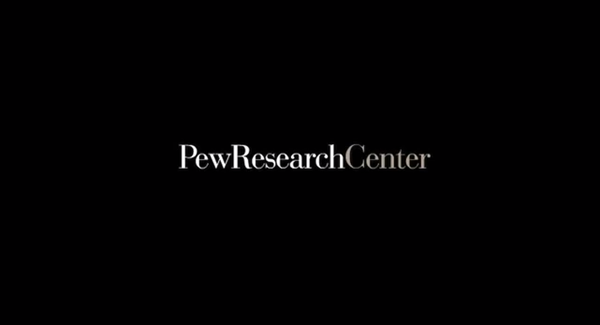 Pew Research Center Video Bumper Animation