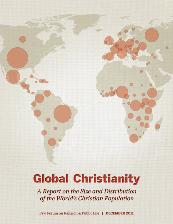 Global Christianity Report Cover