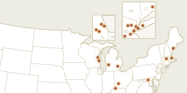 Interactive Map of Mosque Controversies Thumbnail