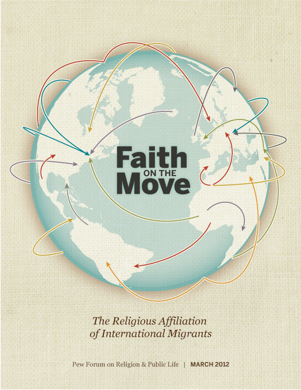 Faith on the Move Report Cover